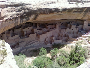 How they lived in Mesa Verde